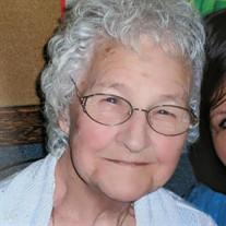 Ethel Irline Erickson