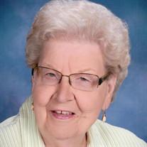 Mrs. Edith Vivian Marthin