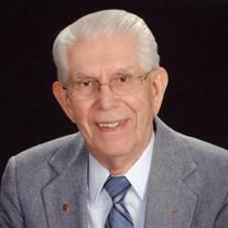 Rev. John Carlton Mehl