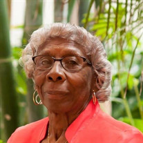 Mrs Florence Carter Jackson