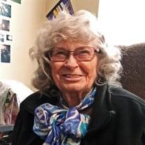 Evelyn Elaine St. Peter