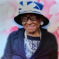 Mrs. Cancerleen Rosenia Clark Haynes
