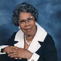 Mrs. Edith Gibson