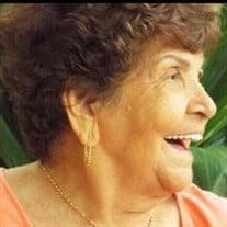 Alicia  De Los Santos  Rendon