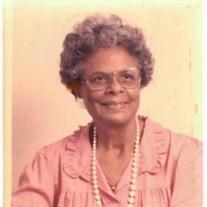 """Ms.  Gwendolyn  """"G.J."""" Byers"""