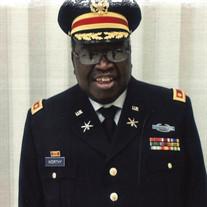 Maj. (Retired) John Russell Worthy