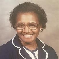 Mrs. Cora Bell Thurmond
