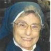 SISTER ROSE MARY BARROOD