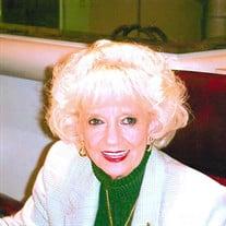 Mrs. Betty Phillips (Blue) Jacks