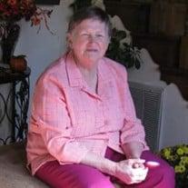 Mrs. Elizabeth Edalene Porter Kelley