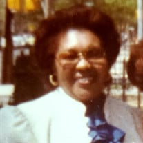 Mrs. Alberta Lewis