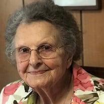 Betty Lou Irby Hamlett