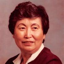 """Ms. Boon """"Jeanie"""" Hughes"""