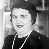Isobel Jeanne Barron