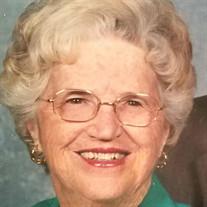 Edith Sanders Martin