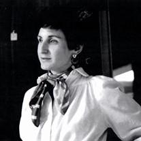 Mrs. Roselee Nichols Roberts