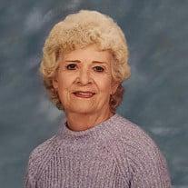 "Mrs. Margaret Johanna ""Joan"" McGovern"