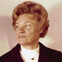 Clara Jo Ward