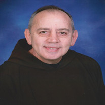 Fr. John Salvas, OFM Cap.