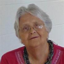 Margaret Judith Thurmond