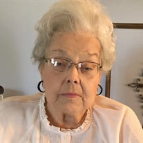 Hazel Margaret McCann