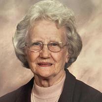 Mrs. Ann Spray Newsome