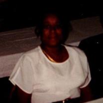 Gloria Jean Robinson