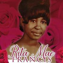 MS. RITA MAE FRANCIS
