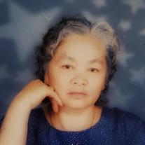 Mrs.  Chanhkham  Vongsouvanh