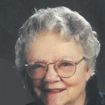 Georgia Marie Wilson