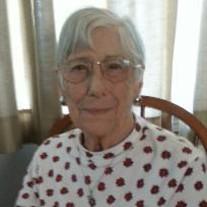 Bonnie Mae Rooker Hawes