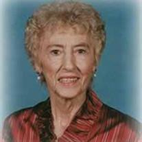Edith Ann Shue Weaver