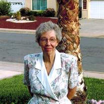 Mary Ann Carter Smith