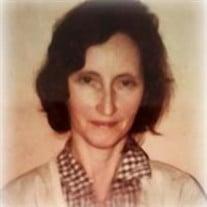 Hazel Elizabeth White Cagle
