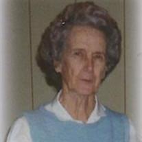 Matie Gray Wilson