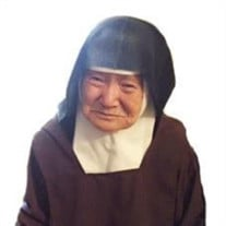 Sister Mary Cecilia of Jesus