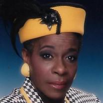 Mary Rachel Harris