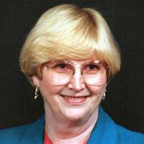 Martha  Frances Moreland