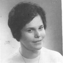 Gertrud Maria Saffell