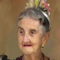 Mrs. Louvenia Atkinson Hendrix