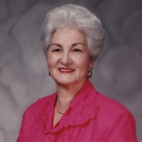 Mrs. Mavis Clyde Slayton Adams Richardson