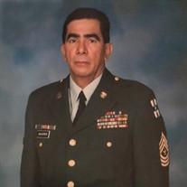 """Alberto """"Al""""  Navarro Sr."""