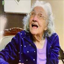 Gloria Yvonne Thomas