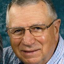 Rev. Max Ray Parker