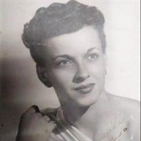 Mary Margaret Robinson