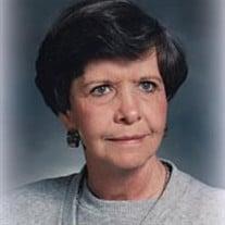 Dr. Josephine Alexander Foster
