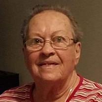 Lillian Muriel McAllister