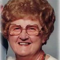 Thelma McLain Godfrey
