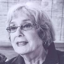 Margaret Agnes (Sue) Hutchinson
