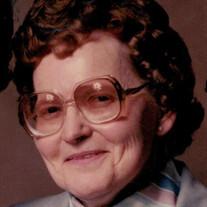 Marjorie E.  Anderson